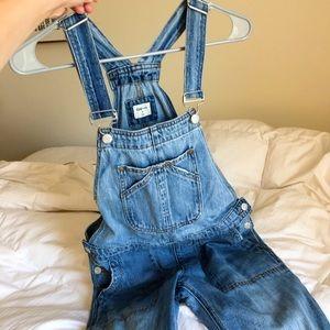 GAP overalls